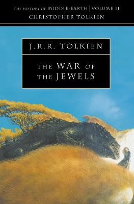 The War of the Jewels by Christopher Tolkien