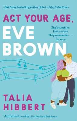 Act Your Age, Eve Brown book