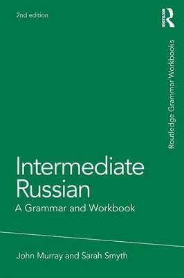 Intermediate Russian book