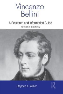 Vincenzo Bellini book