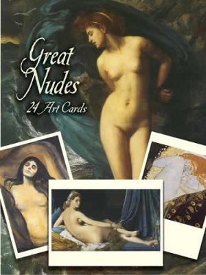 Great Nudes: 24 Art Cards by Jeff A Menges