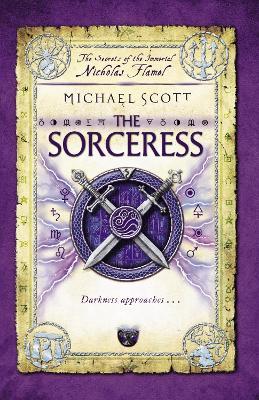 Sorceress by Michael Scott