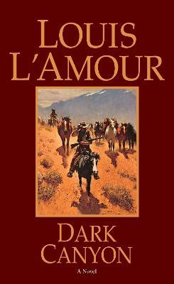 Dark Canyon book