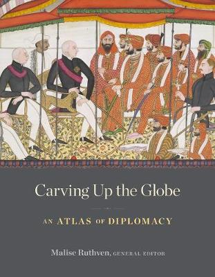Carving Up the Globe book