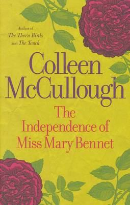 Independence of Miss Mary Bennet book