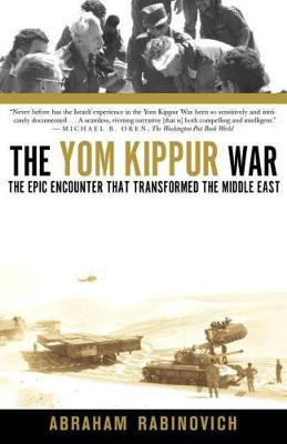 Yom Kippur War book