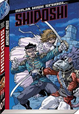 NHS Nhs: Shidoshi Pocket Manga Volume 7 Shidoshi Pocket Manga v. 7 by Robby Bevard