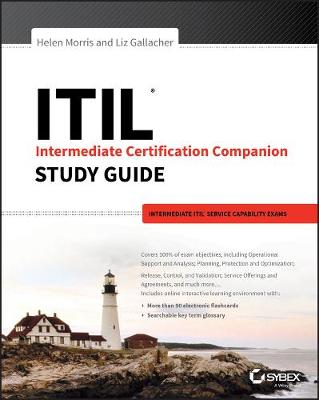 ITIL Intermediate Certification Companion Study Guide by Helen Morris