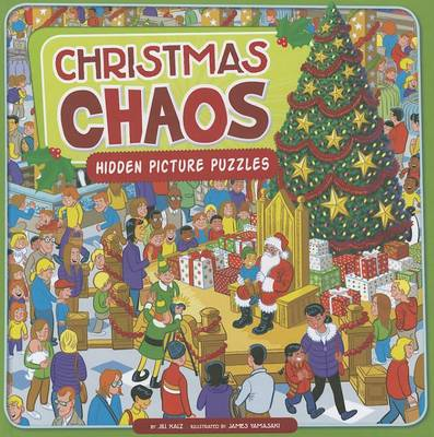 Christmas Chaos by Jill Kalz