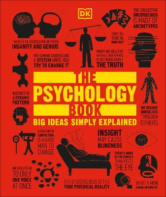 The Psychology Book by DK
