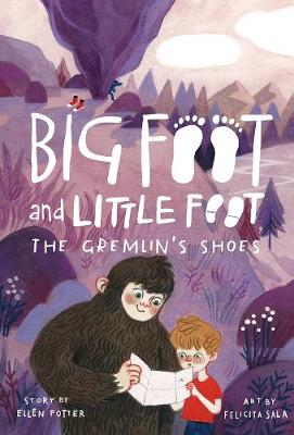 The Gremlin's Shoes (Big Foot and Little Foot #5) book