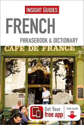 Insight Guides Phrasebook French by Insight Guides