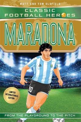 Maradona by Matt & Tom Oldfield