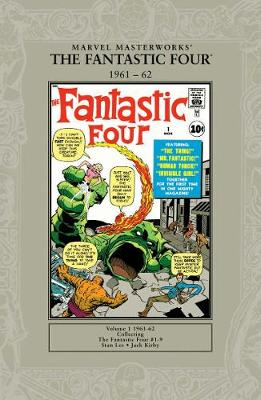 Fantastic Four, 1961-62 by Stan Lee