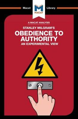 Obedience to Authority book