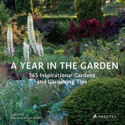 Year in the Garden by Gisela Keil