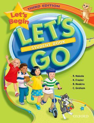 Let's Begin: Student Book by Ritsuko Nakata