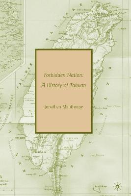 Forbidden Nation book