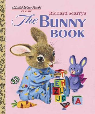 Bunny Book by Patricia M. Scarry