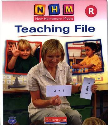 New Heinemann Maths Reception, Teaching File by Scottish Primary Mathematics Group
