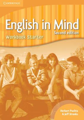 English in Mind Starter Workbook book