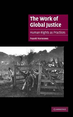 Work of Global Justice book