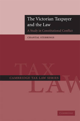 Victorian Taxpayer and the Law by Chantal Stebbings