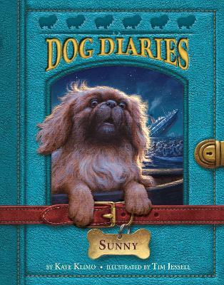Dog Diaries #14: Sunny book