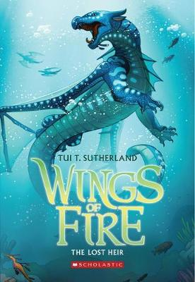 Wings of Fire #2: Lost heir by Tui,T Sutherland