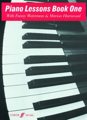 Piano Lessons  Book 1 by Fanny Waterman