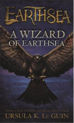Wizard of Earthsea book