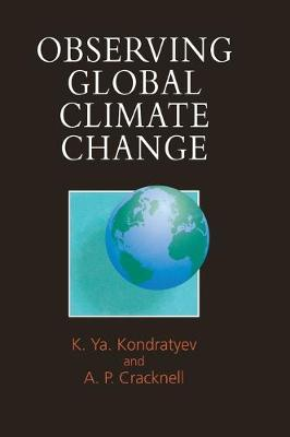 Observing Global Climate Change book
