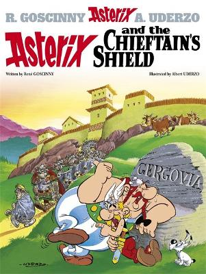 Asterix: Asterix and the Chieftain's Shield book