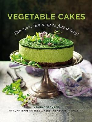 Vegetable Cakes by Ysanne Spevack