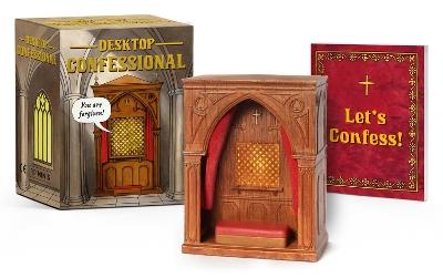 Desktop Confessional by Jackson Menner