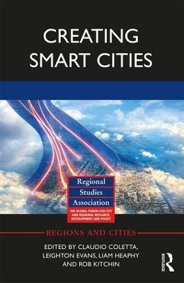 Creating Smart Cities book