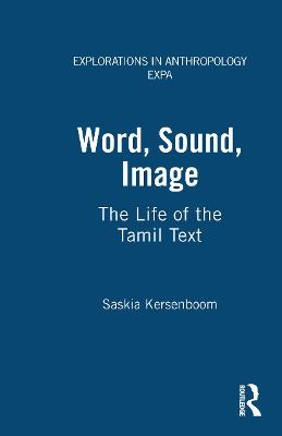 Word, Sound, Image by Saskia Kersenboom