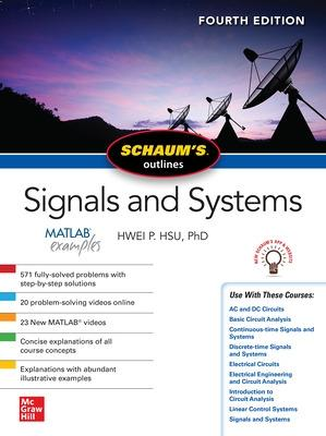 Schaum's Outline of Signals and Systems, Fourth Edition by Hwei Hsu