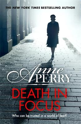 Death in Focus (Elena Standish Book 1) by Anne Perry