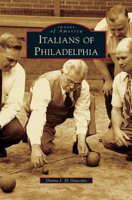 Italians of Philadelphia book