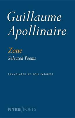 Zone by Guillaume Apollinaire
