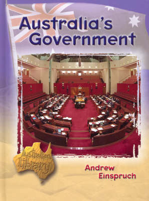 Australia's Government by Andrew Einspruch