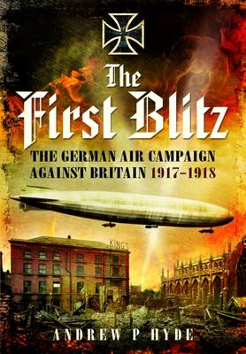 First Blitz book