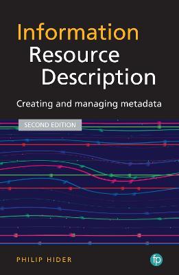 Information Resource Description by Philip Hider