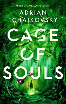 Cage of Souls book
