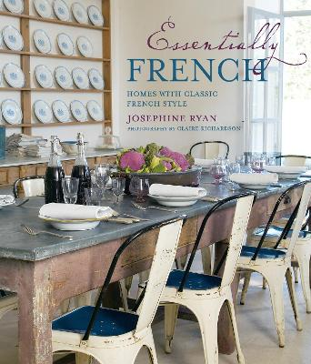 Essentially French by Josephine Ryan