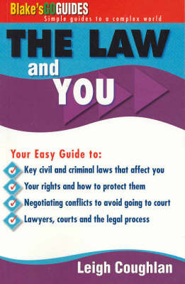 Blake's Go Guide Law and You: Law and You by L. Coughlan