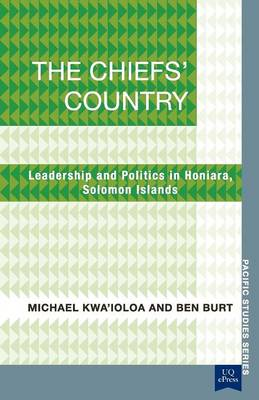 The Chiefs' Country by Michael Kwa'ioloa