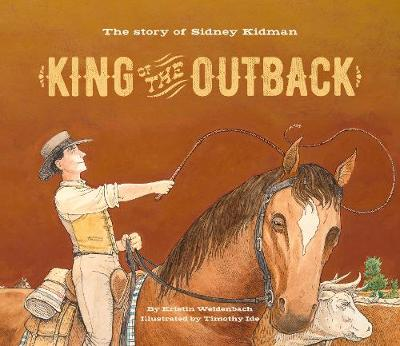 King of the Outback book