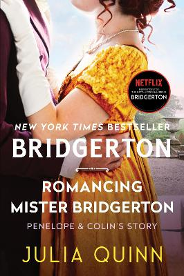 Romancing Mister Bridgerton book